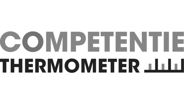 Logo Competentie Thermometer